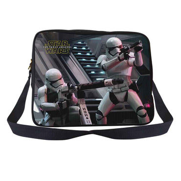 Star Wars EP7 Lenticular Messenger Bag
