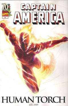 Captain America Vol.5 (2004) # 46B