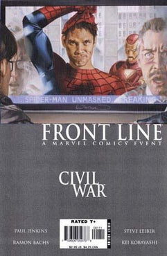 Civil War: Front Line # 2A