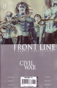 Civil War: Front Line # 8