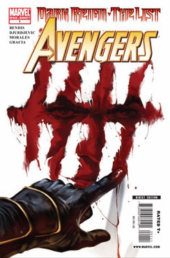 Dark Reign - The List: Avengers # 1