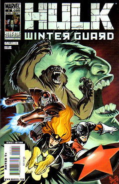 Hulk: Winter Guard # 1