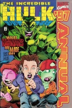 Incredible Hulk Annual '97