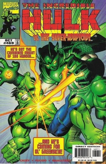 Incredible Hulk Vol.1 # 469