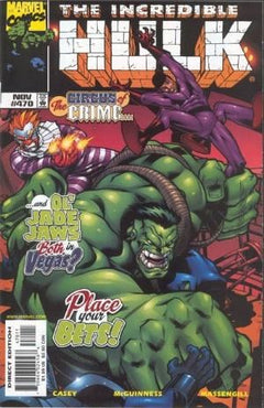 Incredible Hulk Vol.1 # 470