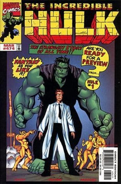 Incredible Hulk Vol.1 # 474