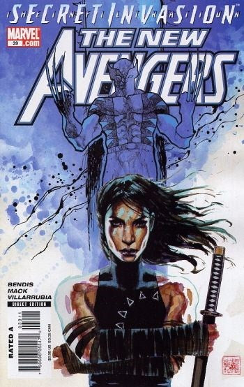 New Avengers set #32-50 + Variant