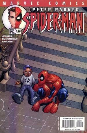 Peter Parker Spider-Man vol.2 # 35