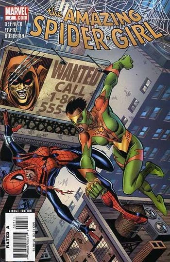 Amazing Spider-Girl # 7