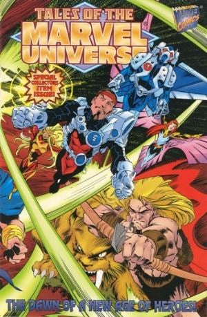 Tales of the Marvel Universe # 1