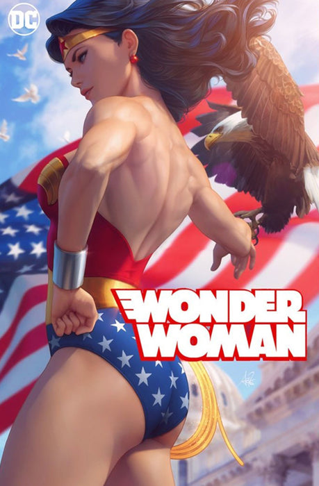 WONDER WOMAN #750 ARTGERM EXCLUSIVE CVR A