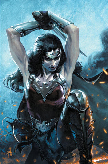 WONDER WOMAN #750 DELL 'OTTO VIRGIN VARIANT