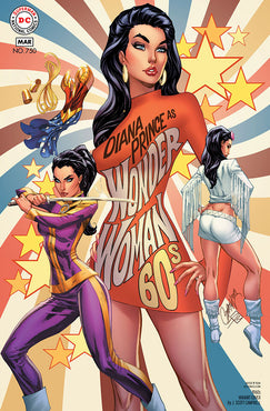 WONDER WOMAN #750 1960 J SCOTT CAMPBELL VAR