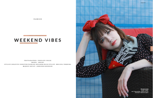 Elegant Magazine - Weekend Vibes Editorial April 2019