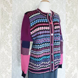 Norwegian Rainbow Cardigan