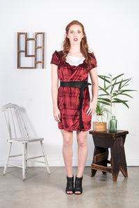 Velvet Ritzgerald Dress