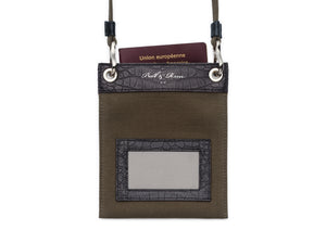 Neck-Piece - Passport Holder