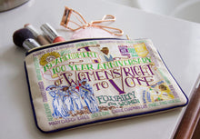 Load image into Gallery viewer, 19th Amendment Zip Pouch - Coming Soon! Pouch catstudio