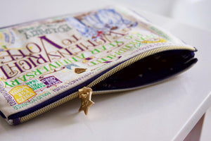 19th Amendment Zip Pouch - Coming Soon! Pouch catstudio