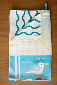 Hamptons Beach & Travel Towel