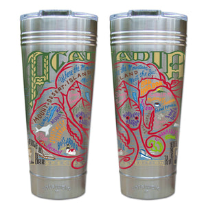Acadia Thermal Tumbler (Set of 4) - PREORDER Thermal Tumbler catstudio