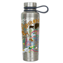 Load image into Gallery viewer, Adirondacks Thermal Bottle - catstudio