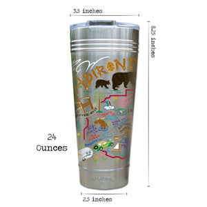 Adirondacks Thermal Tumbler (Set of 4) - PREORDER Thermal Tumbler catstudio