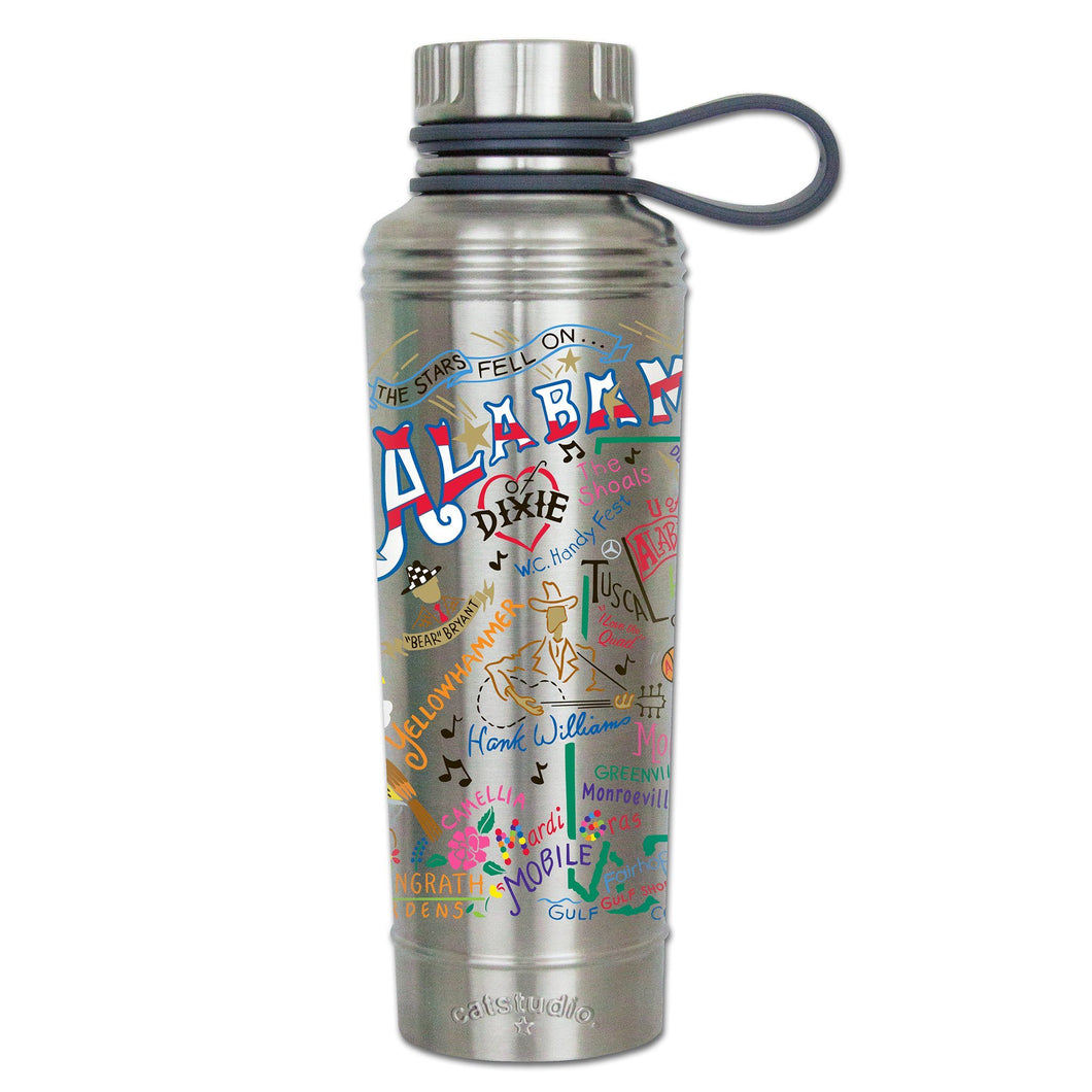 Alabama Thermal Bottle - catstudio