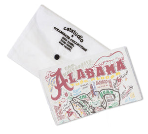 Alabama, University of Collegiate Dish Towel - catstudio