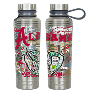 Alabama, University of Collegiate Thermal Bottle - catstudio