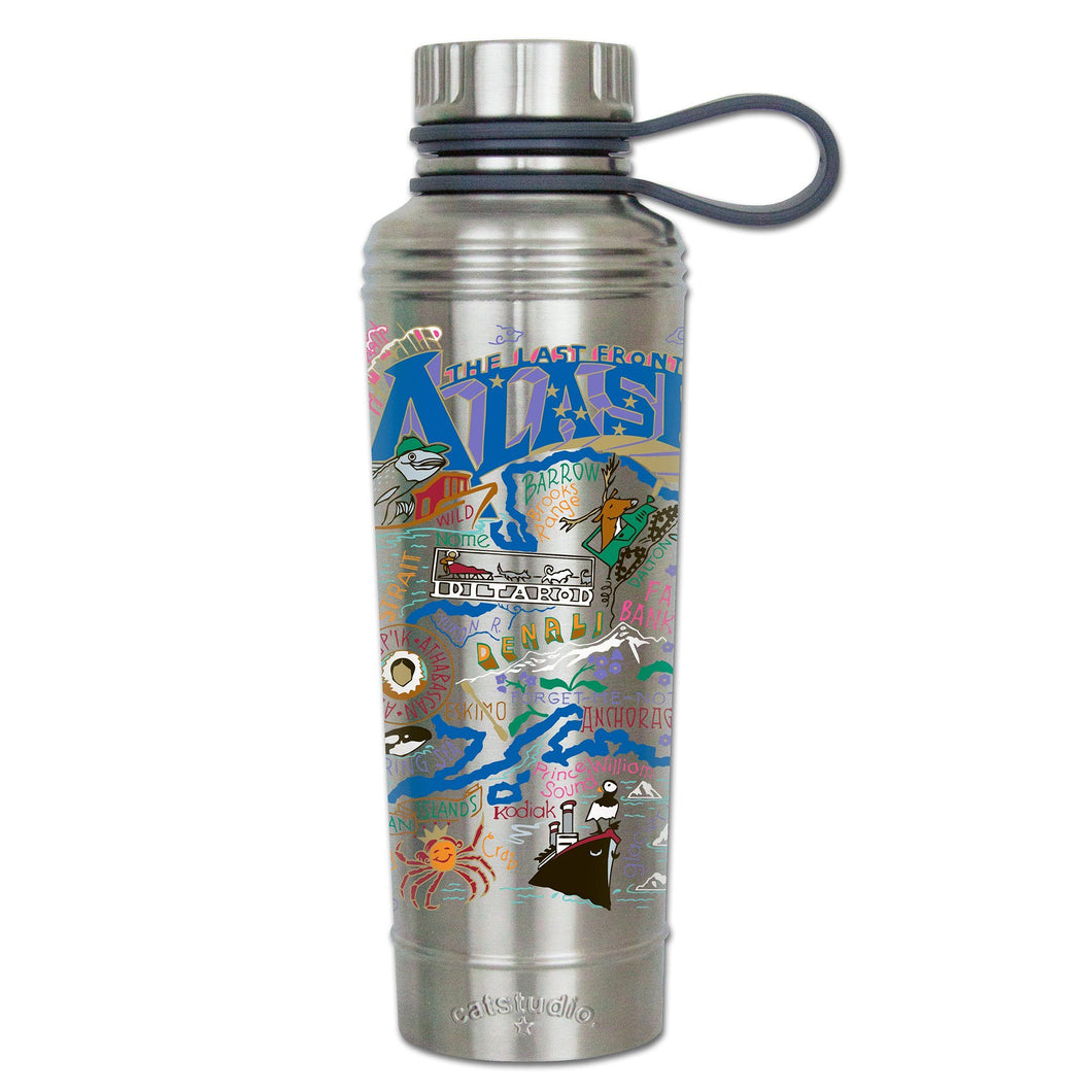 Alaska Thermal Bottle - catstudio