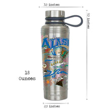 Load image into Gallery viewer, Alaska Thermal Bottle - catstudio