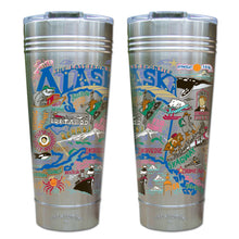 Load image into Gallery viewer, Alaska Thermal Tumbler (Set of 4) - PREORDER Thermal Tumbler catstudio