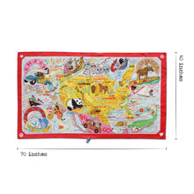 Load image into Gallery viewer, America Beach & Travel Towel Beach & Travel Towels catstudio