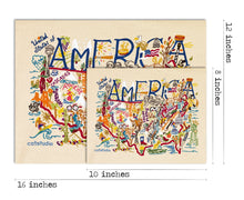 Load image into Gallery viewer, America Fine Art Print - catstudio