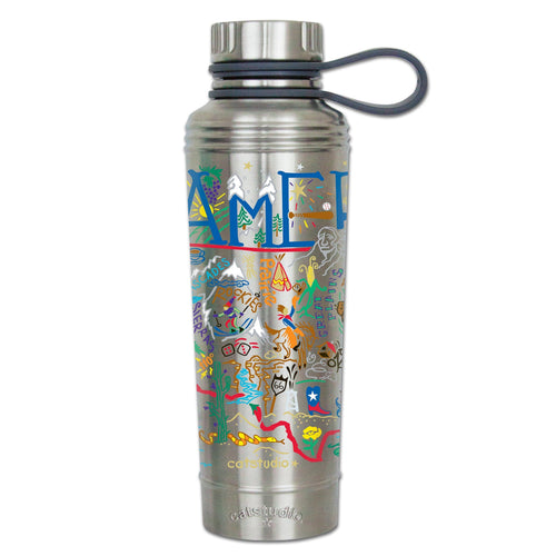 America Thermal Bottle - catstudio