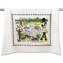 Load image into Gallery viewer, Appalachian State University Collegiate Dish Towel Dish Towel catstudio