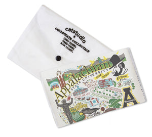 Appalachian State University Collegiate Dish Towel - catstudio