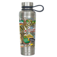 Load image into Gallery viewer, Appalachian State University Collegiate Thermal Bottle Thermal Bottle catstudio