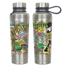 Load image into Gallery viewer, Appalachian State University Collegiate Thermal Bottle - catstudio