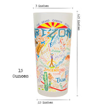 Load image into Gallery viewer, Arizona Drinking Glass - catstudio