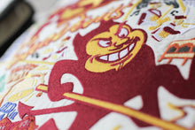 Load image into Gallery viewer, Arizona State University Collegiate Embroidered Pillow - catstudio