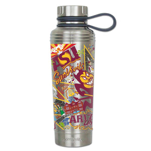 Arizona State University Collegiate Thermal Bottle - catstudio
