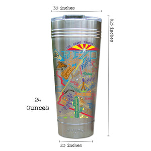 Arizona Thermal Tumbler (Set of 4) - PREORDER Thermal Tumbler catstudio