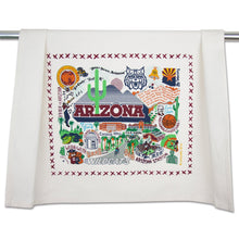Load image into Gallery viewer, Arizona, University of Collegiate Dish Towel - catstudio