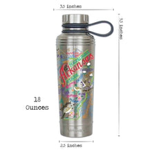 Load image into Gallery viewer, Arkansas Thermal Bottle - catstudio