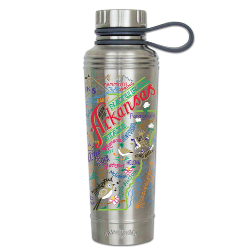 Arkansas Thermal Bottle - catstudio