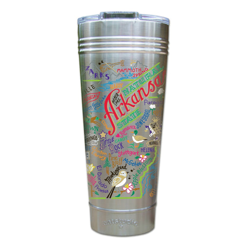 Arkansas Thermal Tumbler (Set of 4) - PREORDER Thermal Tumbler catstudio