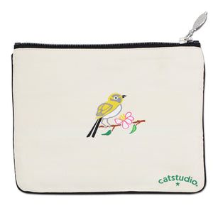 Arkansas Zip Pouch - Natural - catstudio