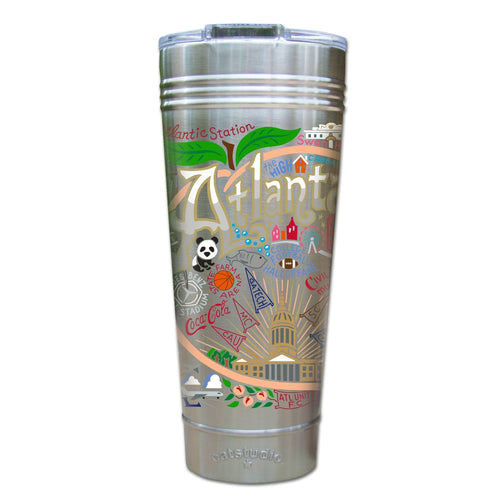 Atlanta Thermal Tumbler (Set of 4) - PREORDER Thermal Tumbler catstudio